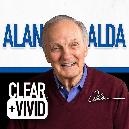 Clear + Vivid with Alan Alda