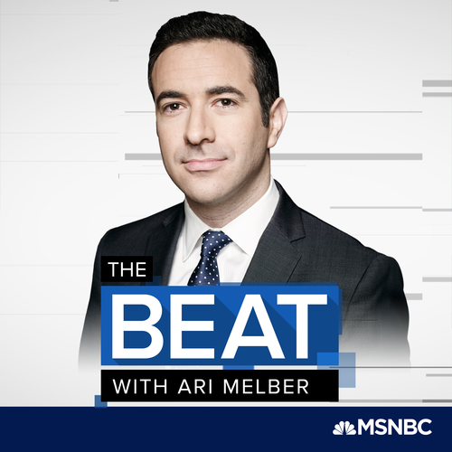 MSNBC The Beat with Ari Melber